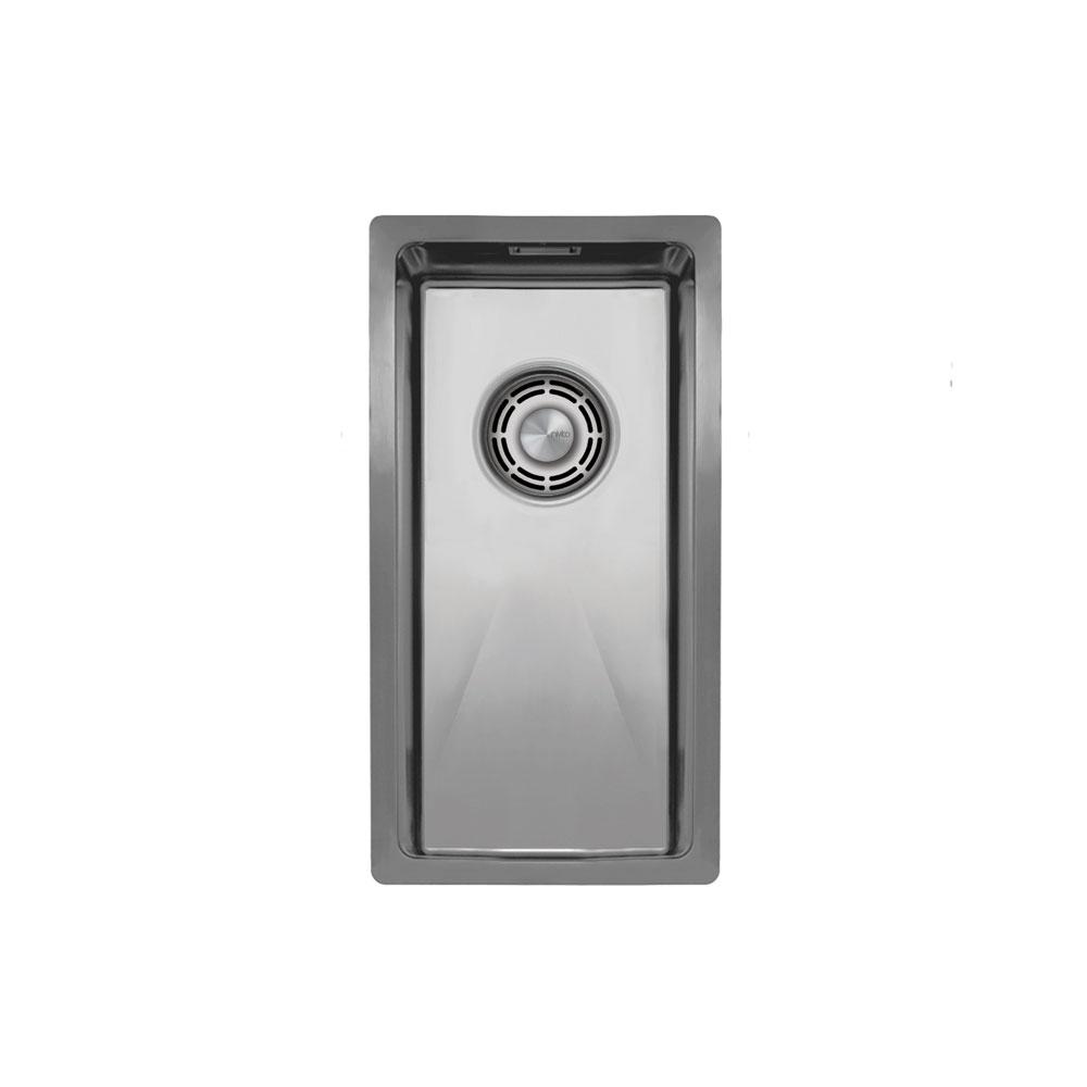 Edelstahl Küchenbecken/Küchenspülen - Nivito CU-180-B
