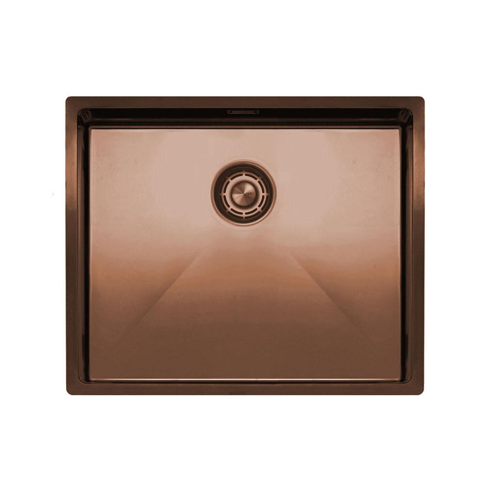 Kupfer Kitchen Sink - Nivito CU-500-BC