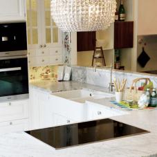 Edelstahl Küchenarmatur - Nivito 1-CL-100