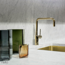 Gold messing wasserhahn