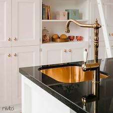 Kupfer Küchenarmatur - Nivito 2-CL-170