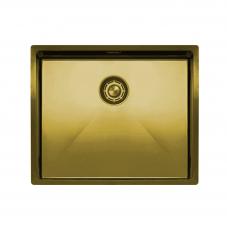 Messing/Gold Küche Waschbecken - Nivito CU-500-BB