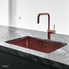 Kupfer Küchenarmatur - Nivito 1-RH-350