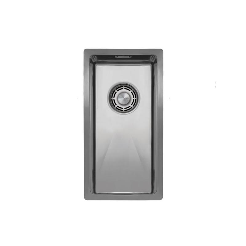 Edelstahl Küche Waschbecken - Nivito CU-180-B