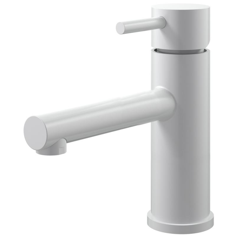Weiß Badezimmer Wasserhahn - Nivito RH-53