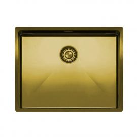 Nivito Brass/Gold CU-550-BB