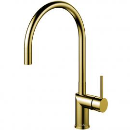 Brass/gold Küchenarmatur - Nivito RH-140