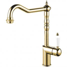 Messing/Gold Küche Wasserhahn - Nivito CL-160
