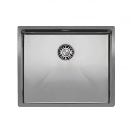 Edelstahl Kitchen Sink - Nivito CU-500-B