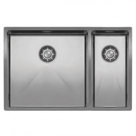 Edelstahl Kitchen Sink - Nivito CU-500-180-B