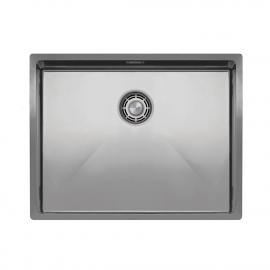 Edelstahl Küchenbecken/Küchenspülen - Nivito CU-550-B
