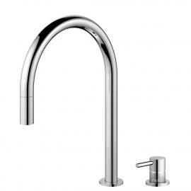 Küche Wasserhahn Ausziehbarer Schlauch / Getrenntes Körper/Rohr - Nivito RH-110-VI