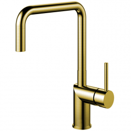 Brass/gold Küchenarmatur - Nivito RH-340